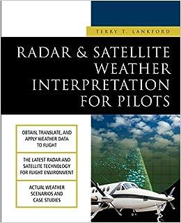 Descargar Libros Sin Registrarse Radar & Satellite Weather Interpretation For Pilots Pagina Epub
