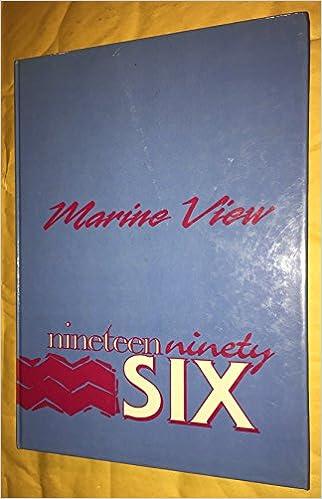 Marine View Middle School 1996 Yearbook Riding Ocean Views Wave