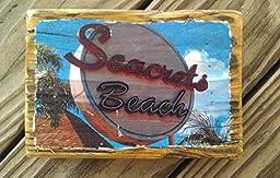 Seacrts Beach by Boardwalked