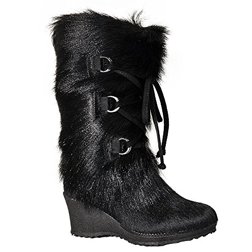 Regina Imports Julia Winter Boot Womens Black