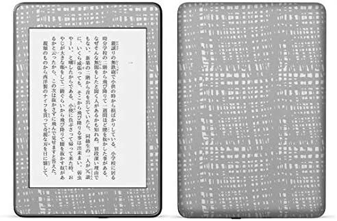 igsticker kindle paperwhite 第4世代 専用スキンシール キンドル ペーパーホワイト タブレット 電子書籍 裏表2枚セット カバー 保護 フィルム ステッカー 050269