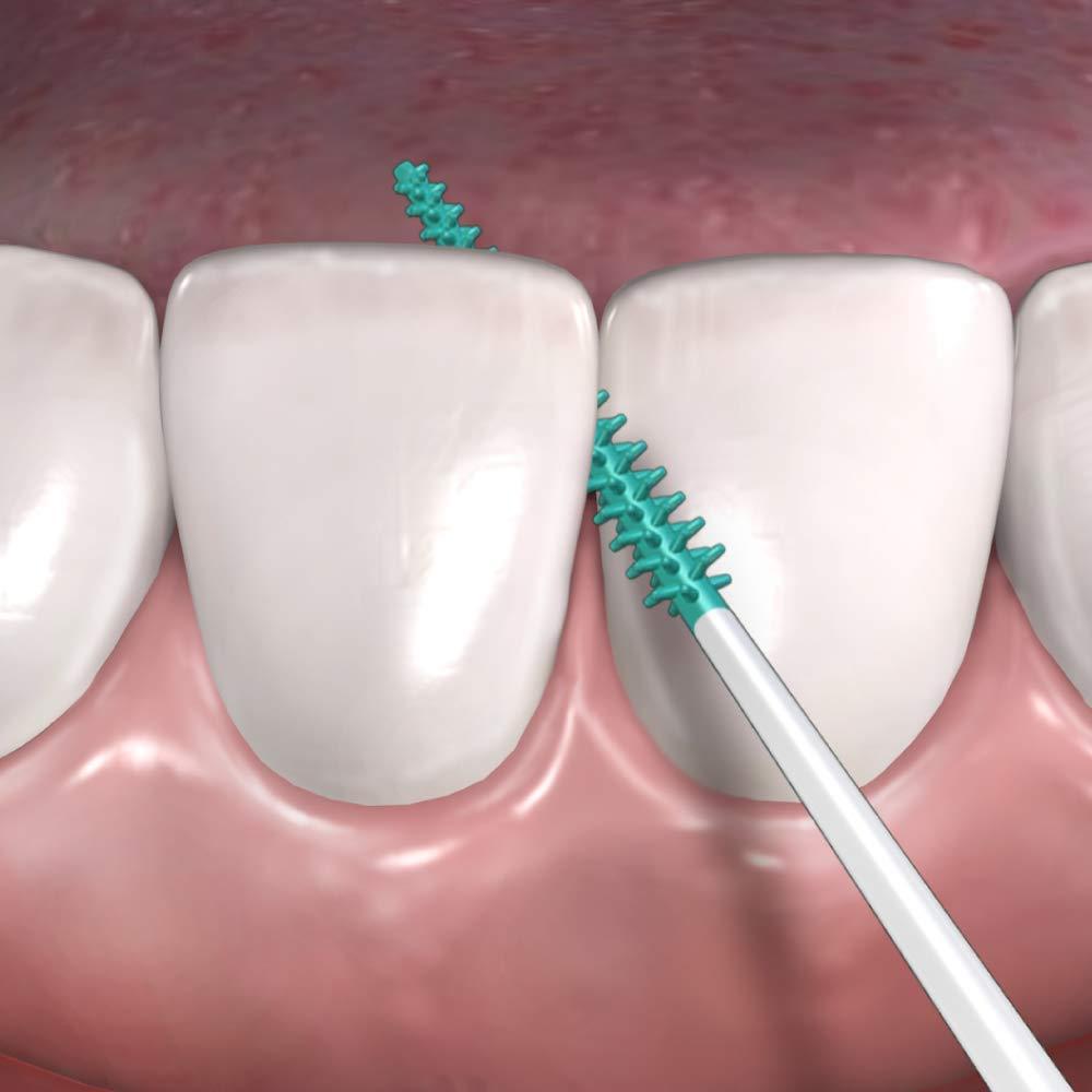 GUM Soft-Picks Original Dental Picks (Pack of 320) by GUM (Image #2)