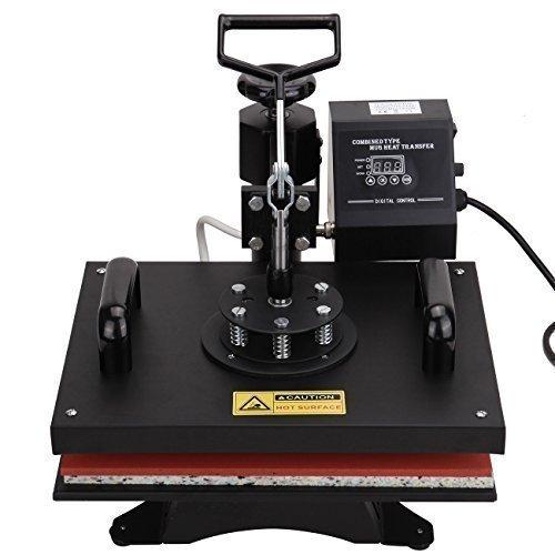 Ridgeyard Digital Swing Heat Press machine Sublimation Transfer Printing machine 39.5x31.5cm …