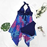 Womens Swimsuits Two Piece Tankini Plus Size