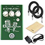 TC Helicon Duplicator Vocal Effects Pedal Bundle w/(2) - Best Reviews Guide
