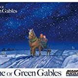 Anne of green gables Jigsaw Puzzle - 1014pcs Silent Night