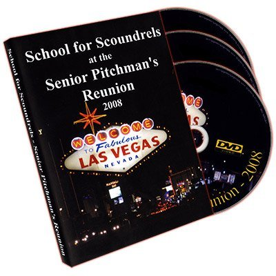School for Scoundrels at the Senior Pitchman's Reunion - DVD