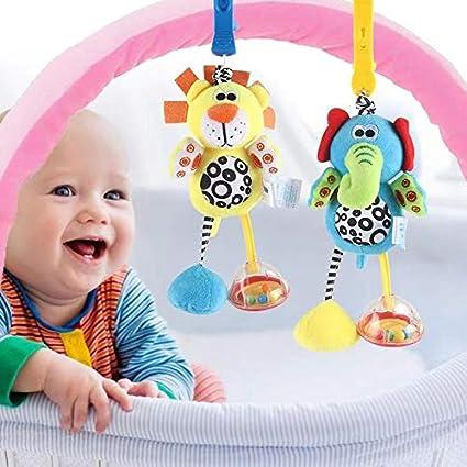 Hanging Bed Baby Multifunctional Plush Toy Car Crib Pram Kids Stroller Gifts New