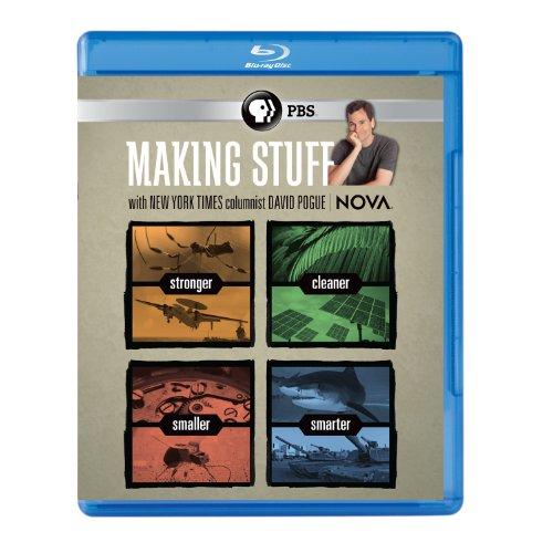 Nova: Making Stuff [Blu-ray] (Youtube Natur)
