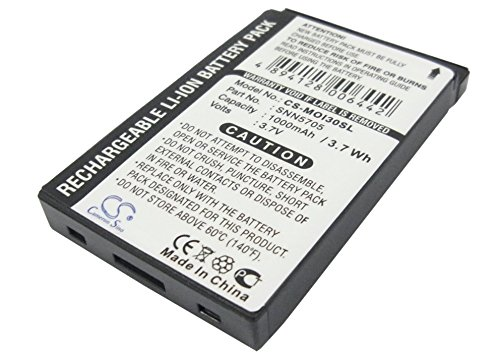 VINTRONS 1000mAh Replacement Battery For MOTOROLA i205, i733, ()