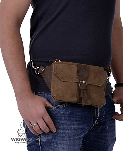 Amazon.com  Small casual waist bag