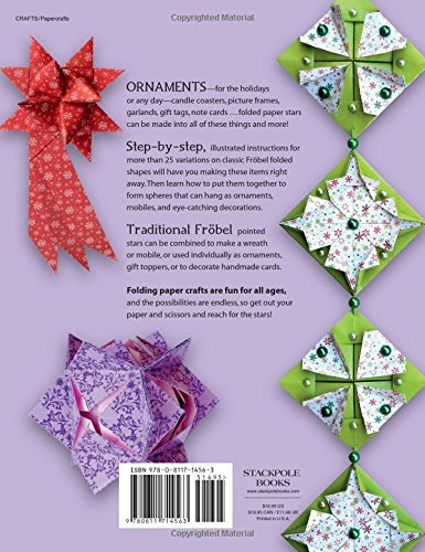 Folded Paper German Stars Creative Crafting Ideas Inspired By Friedrich Fribel Armin Taubner 0011557014563 Amazon Books