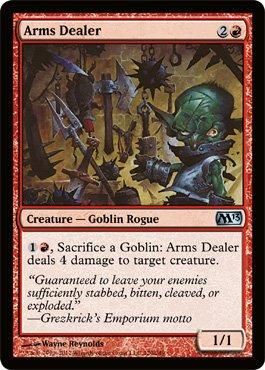 Magic: the Gathering - Arms Dealer (120) - Magic 2013