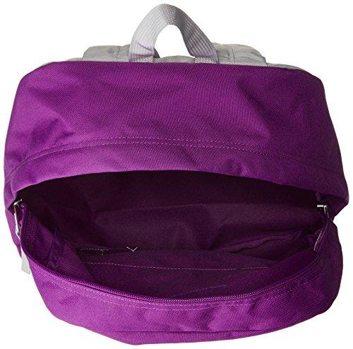 Jansport Purple Backpack Plum Black Unisex Adult Superbreak Label 4wfq4px