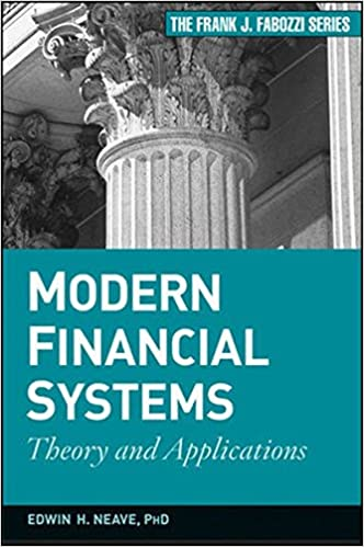 Modern Financial Systems Theory And Applications 1st Edition