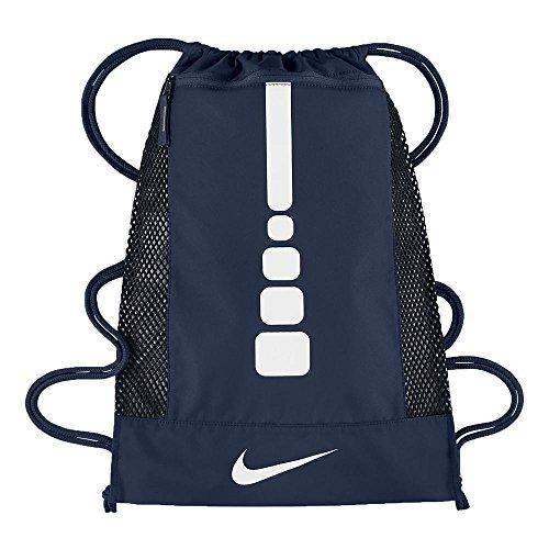 Nike Hoops Elite Gym Sack Pack University Red by NIKE (Image #1)