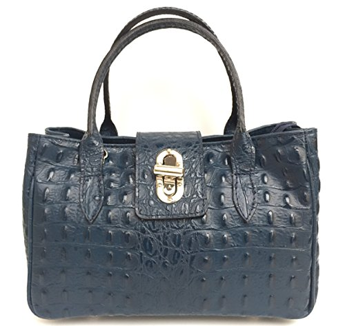 Superflybags - Tote Bag For Women S Dark Blue
