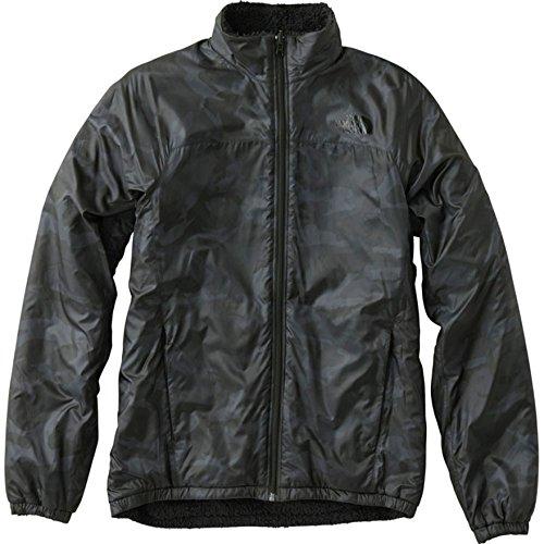 名詞ペインティング逮捕ノースフェイス(THE NORTH FACE) Novelty Reversible Shell Fleece Jacket NP71789 (KC)