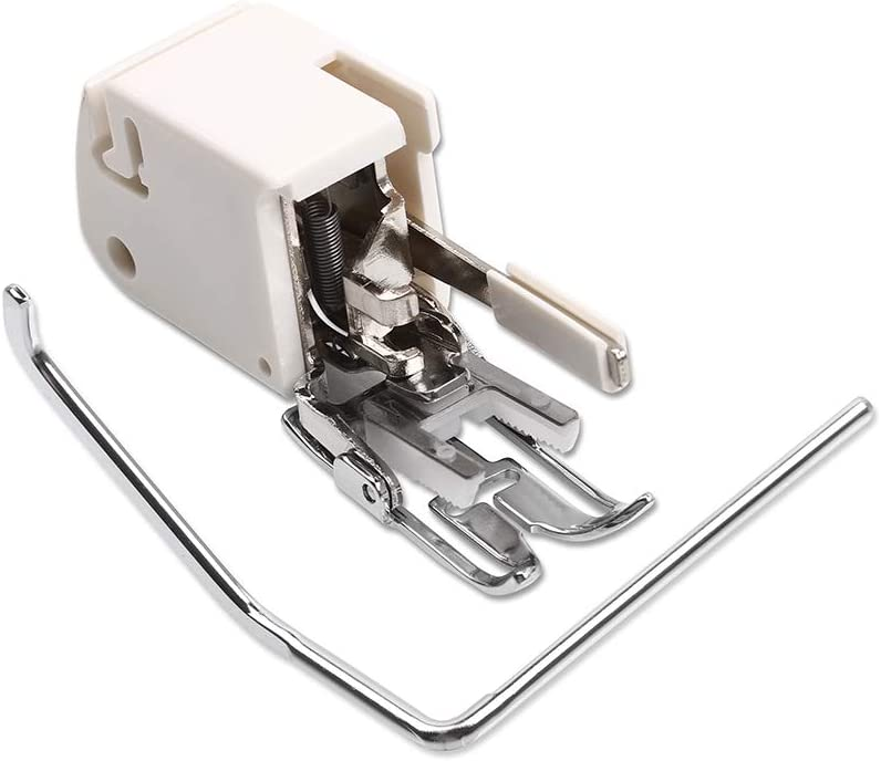 DREAMSTITCH 200310002 Low Shank Even Feed Walking Foot for Babylock,Brother,Elna,Janome,Juki,Kenmore,Simplicity,Singer,Viking Sewing Machine - 214875014-low