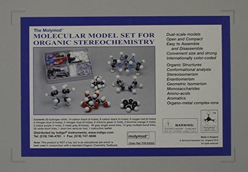 Organic-Inorganic Chemistry Molecular Student Set #62053