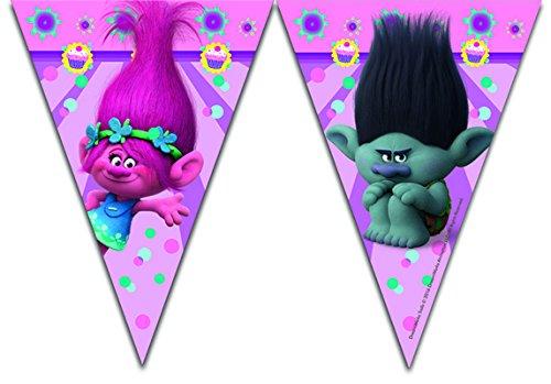 IRPot - Kit N 46 Tema Trolls, DreamWorks, para CUMPLEAÑOS ...