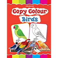 Copy Colour - Birds (Copy Colour Books)