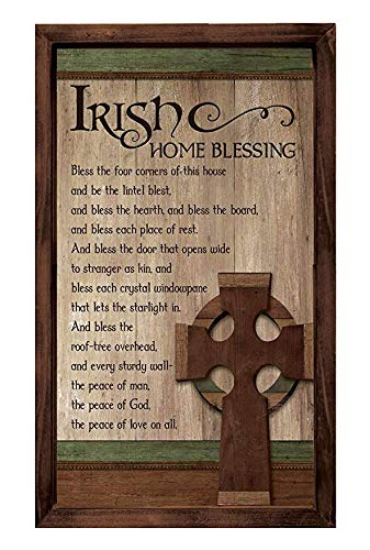 Elysian Gift Shop Irish Home Blessing 15