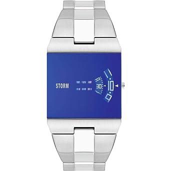 Storm London New REMI SQ Lazer Blue 47430 LB Herrenarmbanduhr  Amazon.de   Uhren 49508ebd747