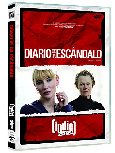 Diario De Un Escandalo (2006) Notes On A Scandal (Import) (Keine Deutsche Sprache)