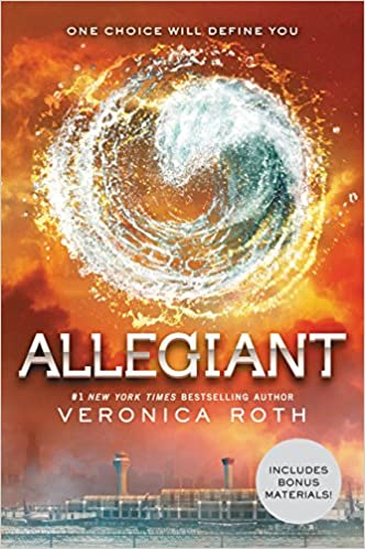 Image result for allegiant book
