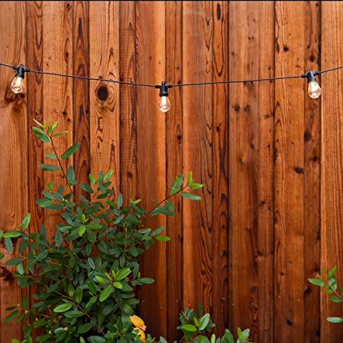 Brightech Ambience Pro Solar Powered Led Outdoor String