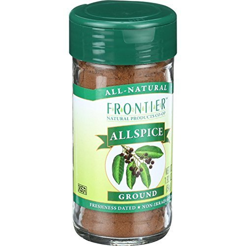 Frontier Herb Jamaican Ground Allspice, 1.92 Ounce - 6 per case