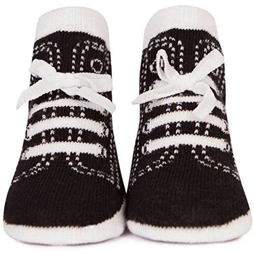 Trumpette Johnny's Sneaker Socks   Brights   12 24 Months(Pack Of 6) by Trumpette (Image #3)