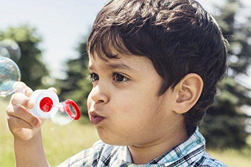 Bubble World Refill Bottle – 33.81 fl. oz. of Bubble Solution for Kids Bubbles