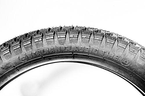 3.00-17 scolpito ICT pneumatico gomma per moto d epoca