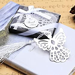 Angel Bookmark Favors Wedding Gift Favor Gift Boxed Book Lovers Collection Bookmarks Bulk Set of 6