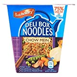 Batchelors Deli Box Noodles Chow Mein (75g) - Pack of 6