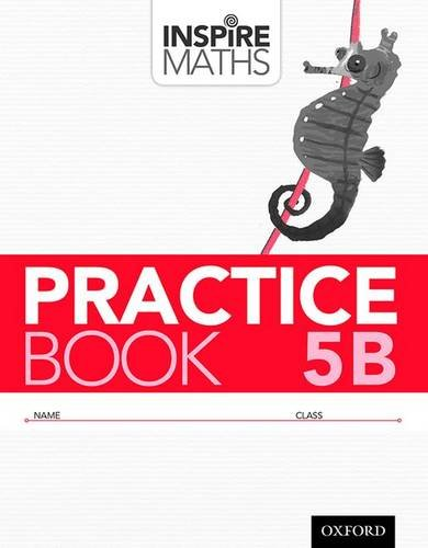 Download Inspire Maths: Practice Book 5B (Pack of 30) ebook