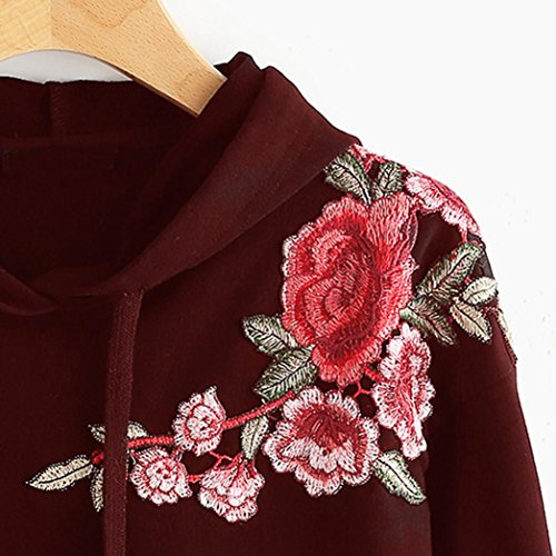 ... DAY8 Sweat Capuche Femmes Vetements Sport T-Shirt Printemps Manteau  Femme Chic Grande Taille Pull ... 689382ff2bf3