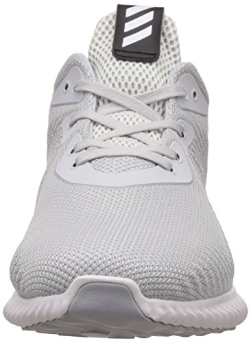 Adidas - Alphabounce 1 M - BW0541 - Colore: Bianco-Argento - Taglia: 42.0
