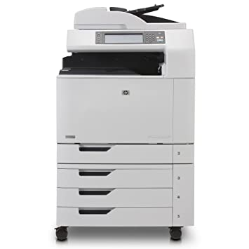 HP Impresora multifuncional HP Color LaserJet CM6030f - Impresora ...