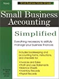 img - for Small Business Accounting Simplified (Small Business Made Simple) by Daniel Sitarz (2002-09-06) book / textbook / text book