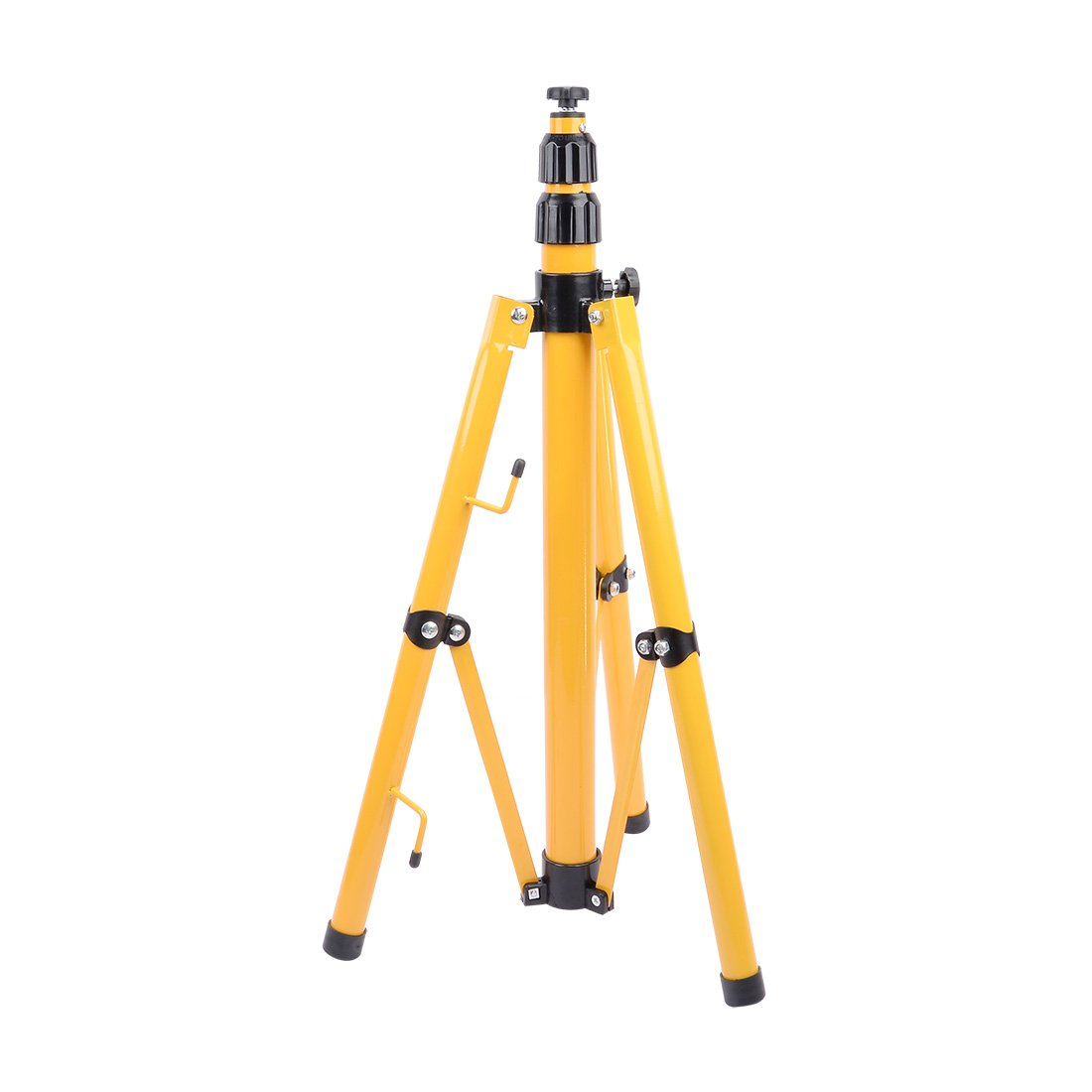 uxcell LED Work light Stand Adjustable Tripod for LED Flood Light