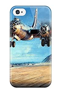 Hot Style RWhBoKa14531dbQpP Protective Case Cover For Iphone4/4s(bomber) WANGJING JINDA