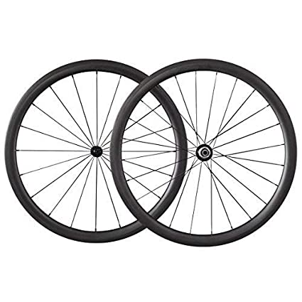 Amazon.com: Fibra de Carbono Bicicleta de carretera Set de ...