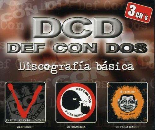 Vol. 2-Discografia Basica by Def Con Dos: Def Con Dos: Amazon.es: Música