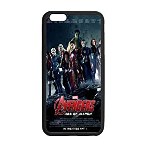 Avengers 2 Series, Age of Ultron iphone 6 plus Cover, Personalized iphone 6+ Case, Protection Shell For iphone 6 plus(5.5 inch) by runtopwell