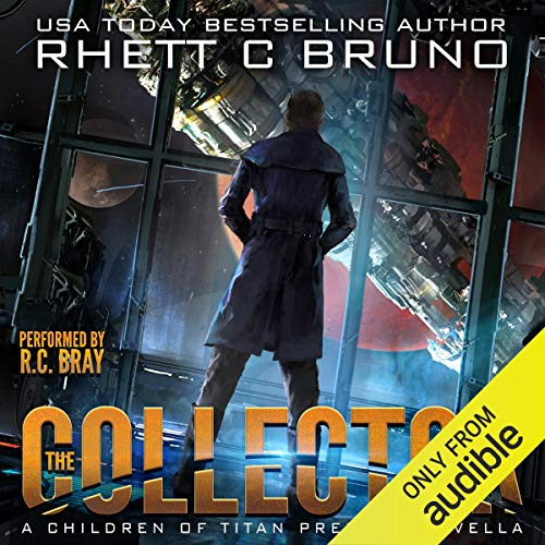 Pdf Thriller The Collector: A Children of Titan Prequel Novella