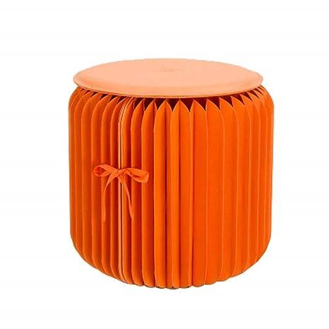SGT® Silla de papel plegable estructura flexible para salón ...