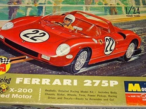フェラーリ275P 1/24 モノグラムFERRARI 275P Monogram内箱ファクトリーシールド